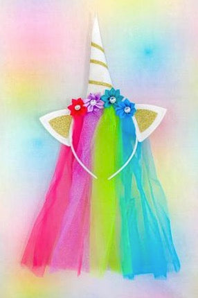 Unicorn Princess Headband - La Bella Amore' Boutique