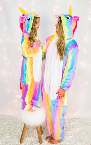 Mommy & Me Matching Unicorn Outfits - La Bella Amore' Boutique