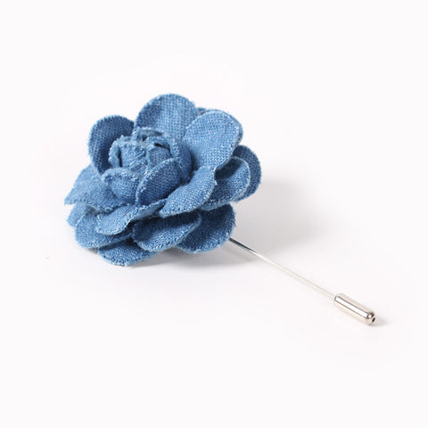 Flower Lapel Pin - WooBowtie