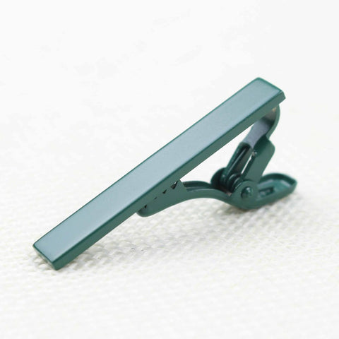 Solid Colored Tie Bar - WooBowtie
