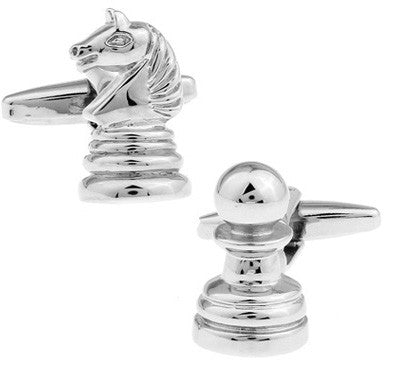 Chess Cufflinks - WooBowtie