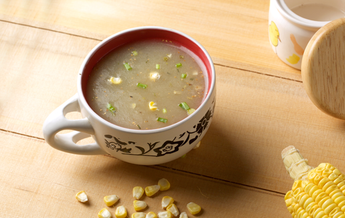 healthy corn soup