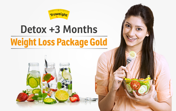 Detox + 3 Months Weightloss Package Gold