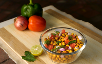 healthy snack Roasted Chana