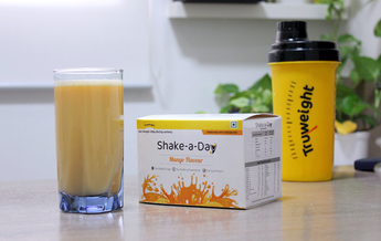Shake a Day Mango (Whey Protein with zero artificial sweetner)