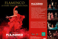 FLAMENCO DVD - A STORY THAT NEVER ENDS (pick up at the venue)