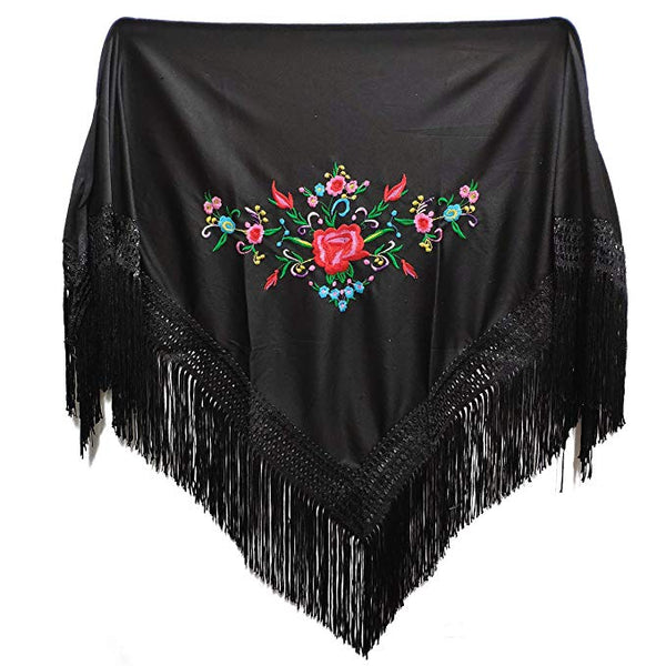 FLAMENCO SHAWL (pick up at the venue)