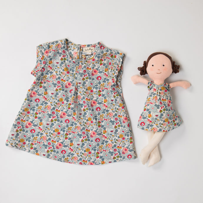 Hazel Village - Sweet Rose Dress For Kids