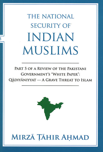 The National Security of Indian Muslims