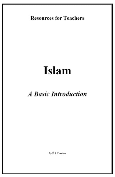 Islam - A basic introduction