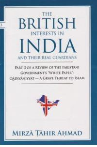 The British Interests in India and Their Real Guardians