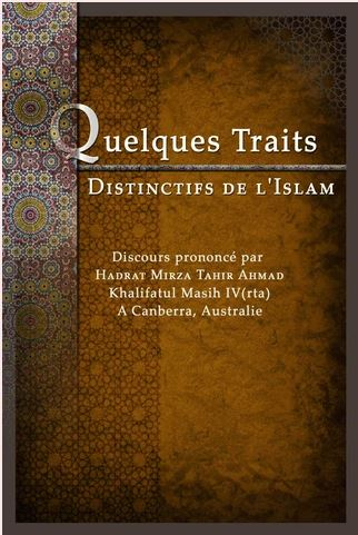 French - QUELQUES TRAITS DISTINCTIFS DE L'ISLAM