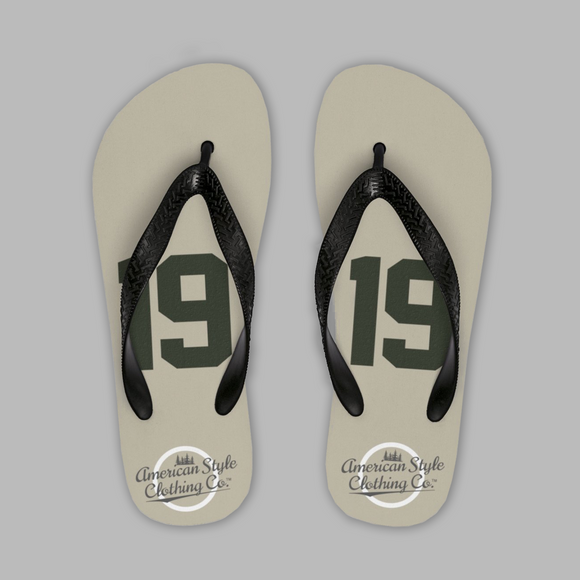 AMERICAN STYLE CLOTHING CO. 19 - Flip-Flops