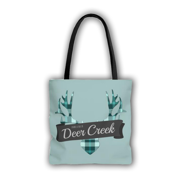 I STILL CALL IT DEER CREEK - Tote Bag