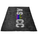 PRIDE ASCC FLEECE BLANKET