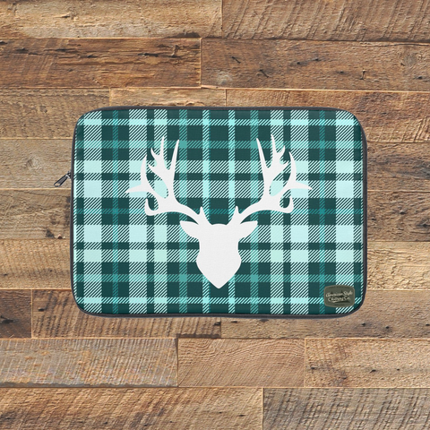OH DEER - Laptop Sleeve - American Style Clothing Company