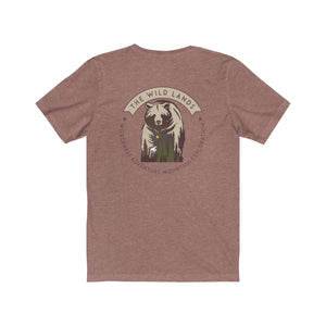 BEAR COUNTRY - Men's Jersey Short Sleeve Tee
