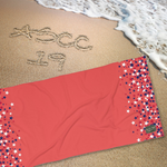 PATRIOTIC STARS - Beach Towel - American Style Clothing Company