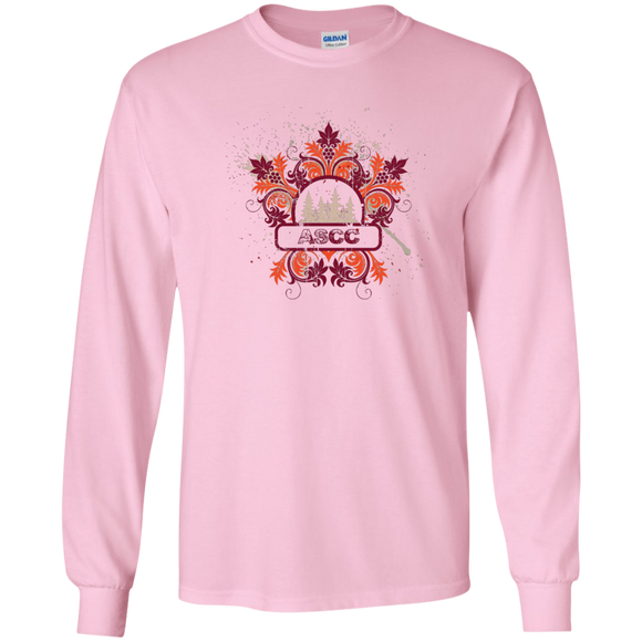 AUTUMN DAYS - Girls Youth LS T-Shirt
