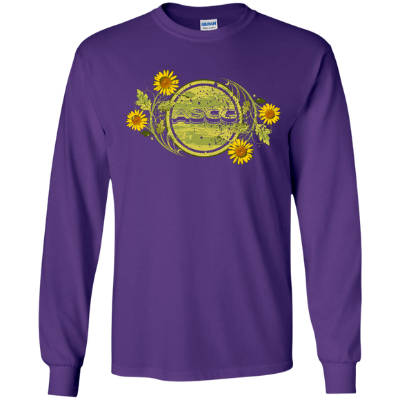 DAISY ASCC - Girls Youth LS T-Shirt