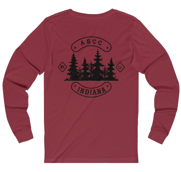 INDIANA ASCC - Jersey Long Sleeve Tee