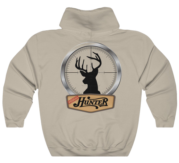 INDIANA HUNTER - Heavy Blend™ Hooded Sweatshirt
