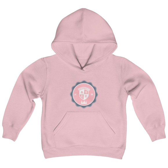 UNIVERSITY - Girls Youth Heavy Blend Hooded Sweatshirt
