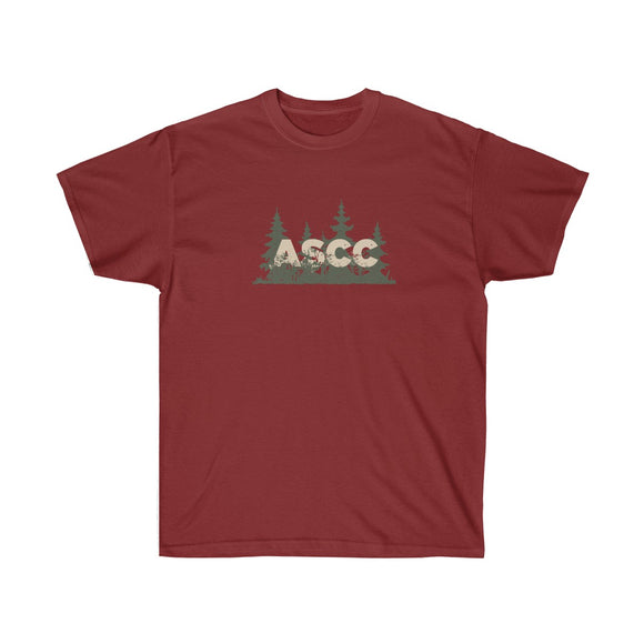 ASCC IN TREES - Ultra Cotton Tee