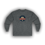 CIRCLE MOUNTAIN - Cotton Long Sleeve Tee - American Style Clothing Company