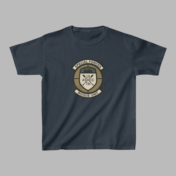 SPECIAL FORCES - Boys Kids Heavy Cotton™ Tee