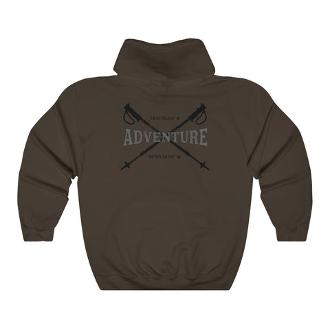 ADVENTURE ACCS - Heavy Blend Hooded Sweatshirt - American Style Clothing Company