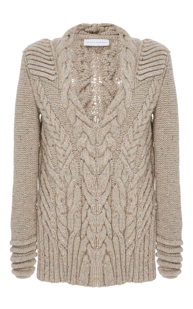 Wool Cashmere Otto Sweater