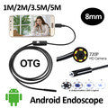 Endoscope Camera à DEL Android Inspection Canon