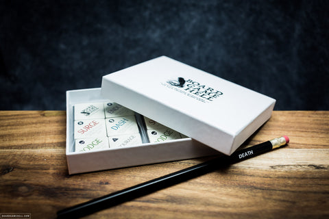 New Product: White Gift Box!
