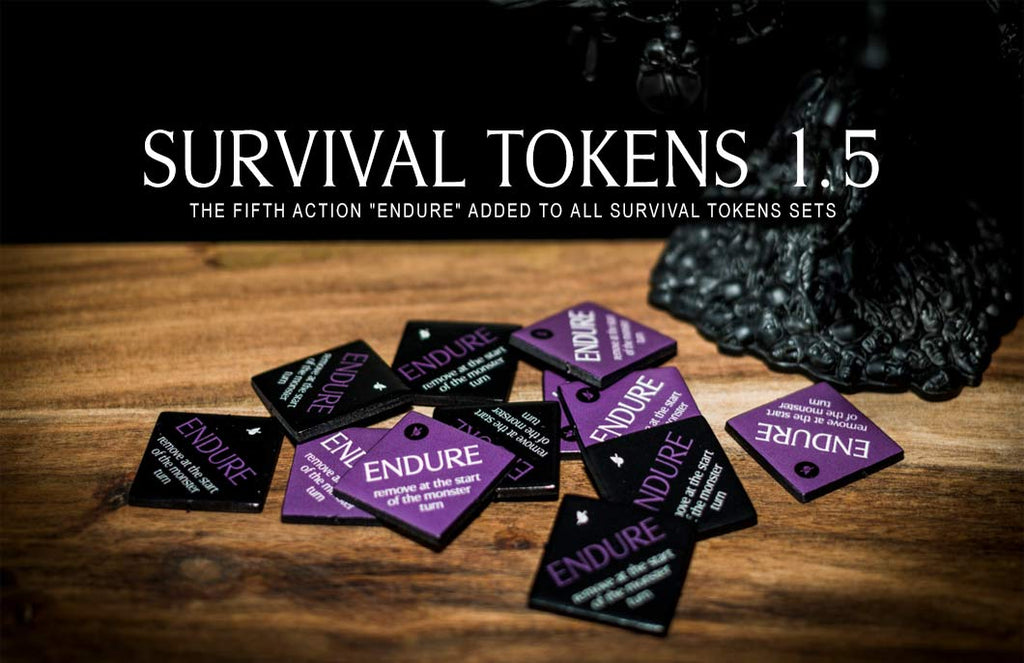 "Survival Tokens 1.5 — The ""Endure"" Tokens Upgrade"