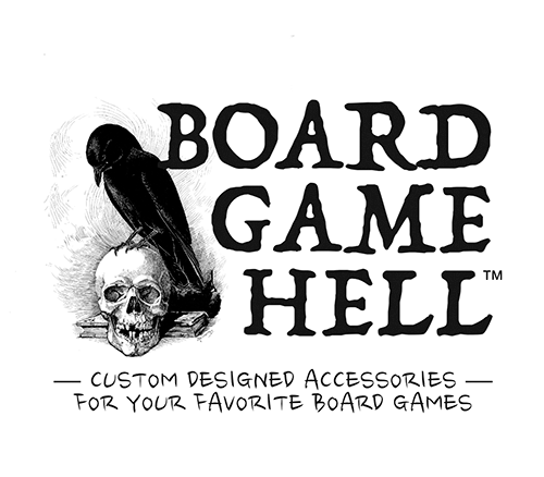 Board Game Hell Logo