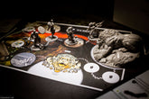Hobo's Hunt Boards (Vignette of Death) for Kingdom Death: Monster
