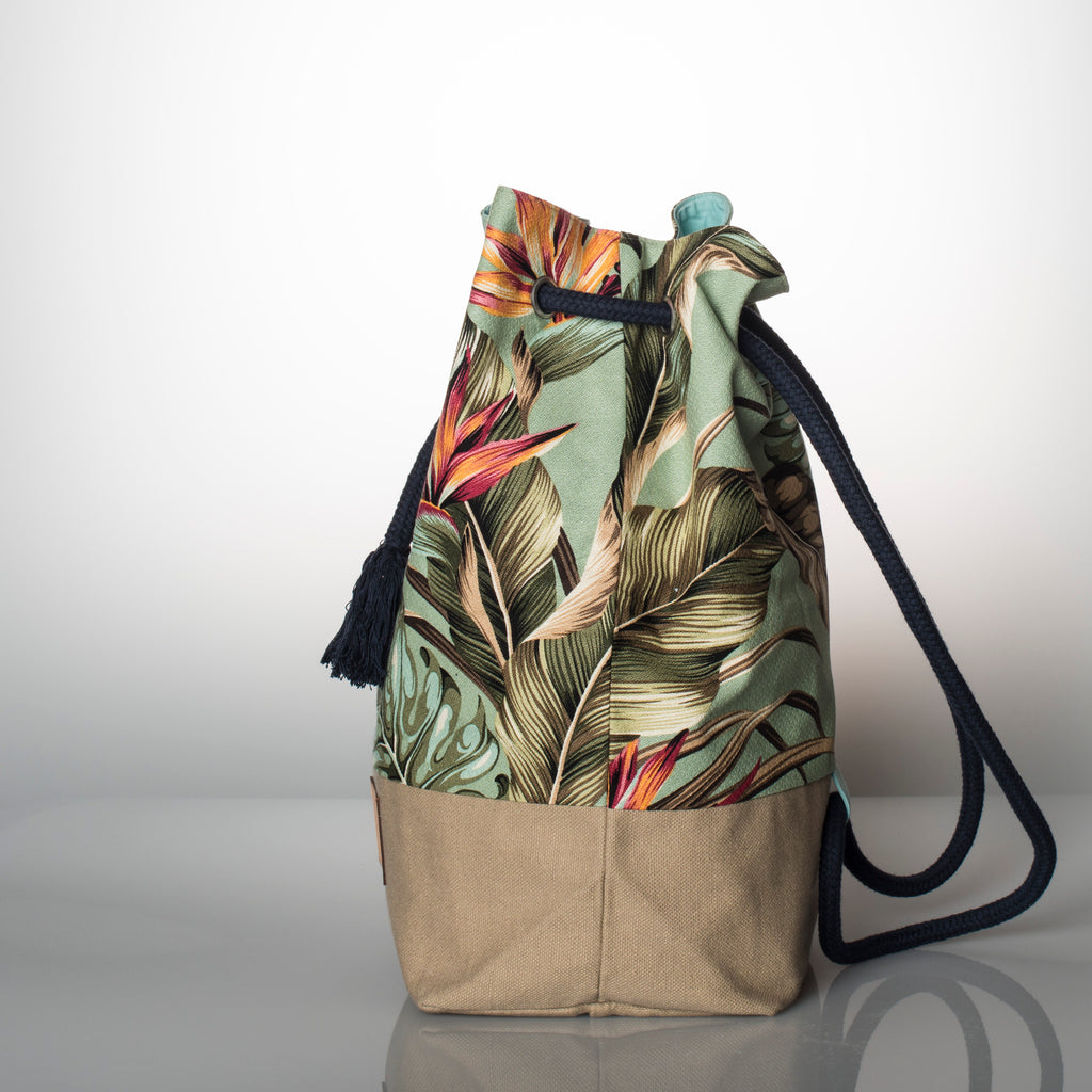 BY SIDE BANANA LEAF -  LA GOFFA BAG