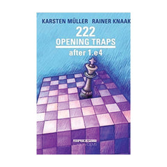 222 opening chess traps