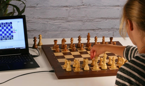 Why buy an electronic chessboard