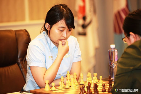 Women's World Chess Championship, Ju Wenjun