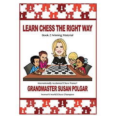 Learn chess the right way (book 2)