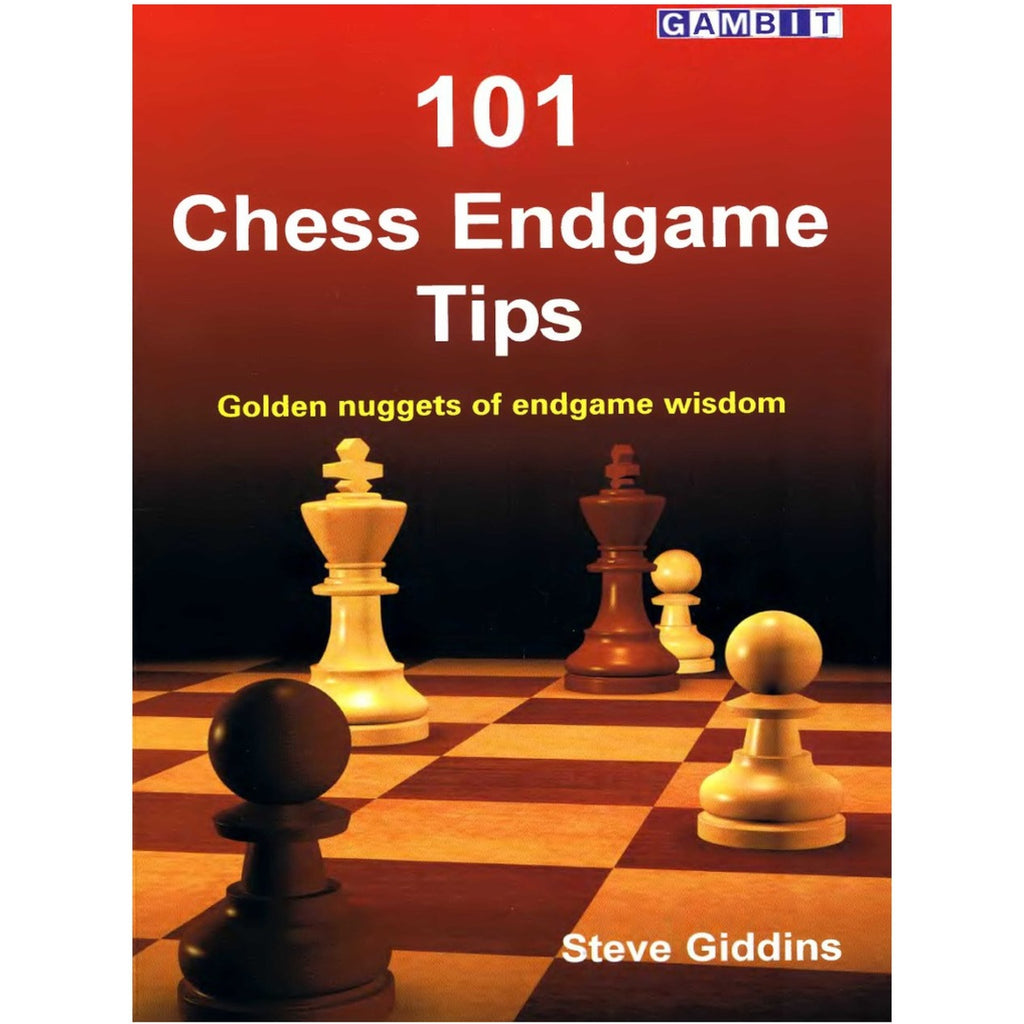 101 chess endgame tips - Giddins
