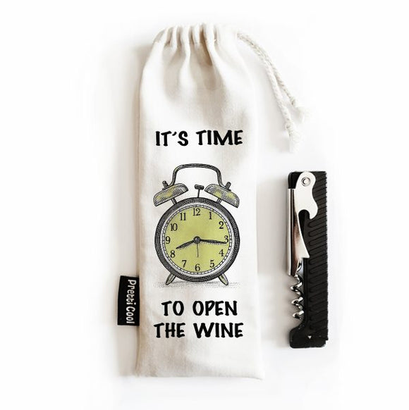bottle opener in a bag