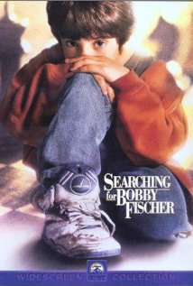 searching bobby fischer - dvd