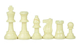 65mm analysis chess pieces