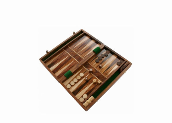 wooden backgammon (30cm & 35cm)