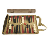 roll-up backgammon (34.5cm)