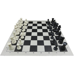 basic vinyl chess set (medium)