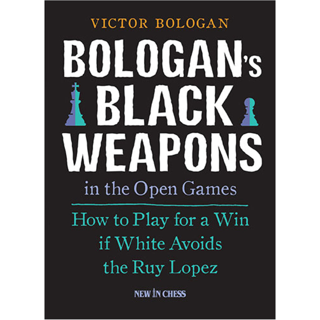 bologan's black weapons in the open games - Bologan